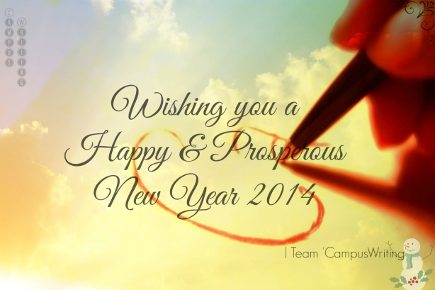 Happy New Year 2014 | Season's Greetings